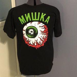 Mishka Mens Eyeball TShirt